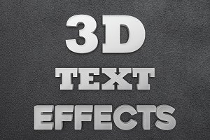 Super Easy 3D Text Creator