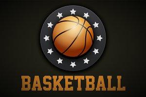Premium Basketball Label