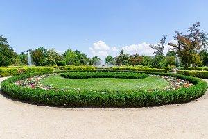 Garden in Aranjuez