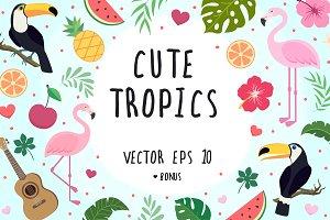 Cute Tropics