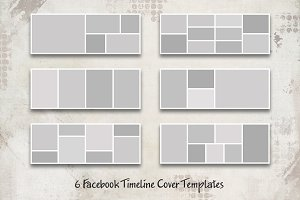 Facebook Timeline Cover Templates
