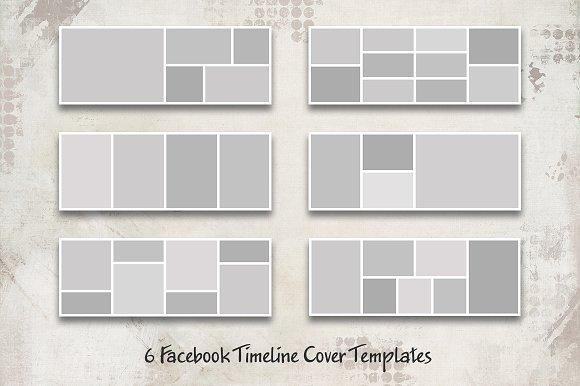Facebook Timeline Cover Templates