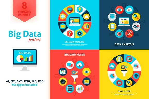 Big Data Vector Concepts