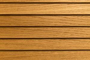 Oak slats