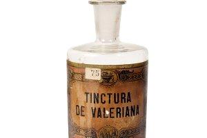 Phamaceutical vintage bottles