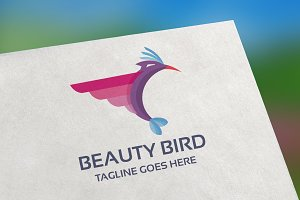 Beauty Bird Logo