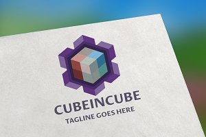 Cubeincube Logo