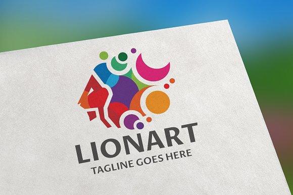 Lionart Logo