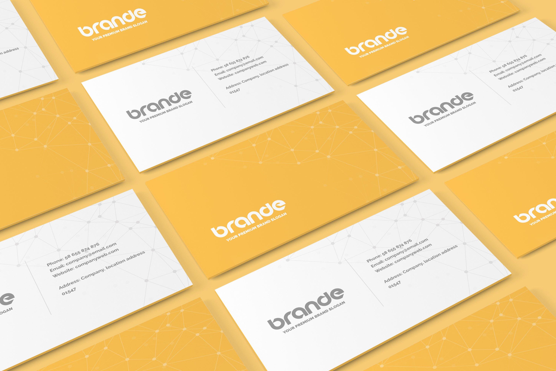 Business card mockup product mockups creative market reheart Images
