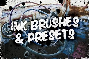 Ink Brushes & Presets