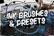 Ink Brushes & Presets