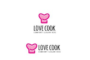 Love Cook Logo