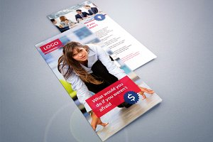Business Tri-Fold Brochure -nex #002