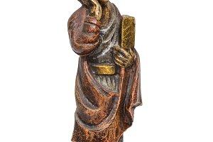 Wooden evangelist
