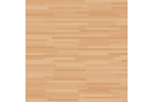 Wooden floor texture pattern wooden material vector illustration.