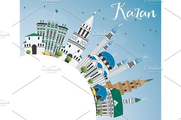 Kazan Skyline