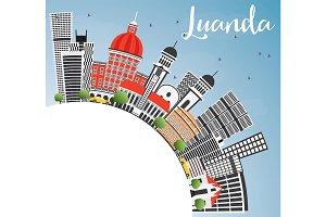 Luanda Skyline