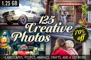 [SAVE $32] Creative Photo Collection