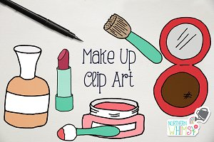 Makeup Illustrations