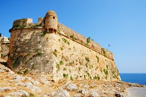 Bastion of citadel Fortezza