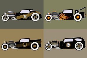 hot rod pack