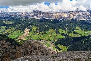 Dolomiti - high Badia Valley