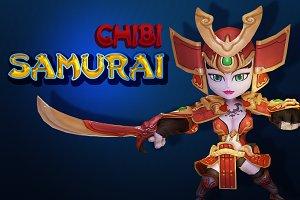 Chibi Samurai