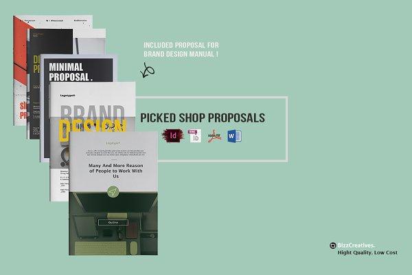 Shop Pick Proposals (Bundle)!