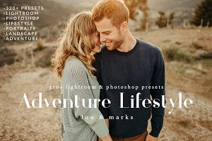 Adventure/ Lifestyle Pack Lr & Ps