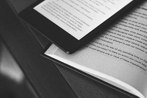 Paper Book vs eBook