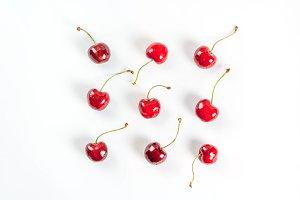 Raw cherry