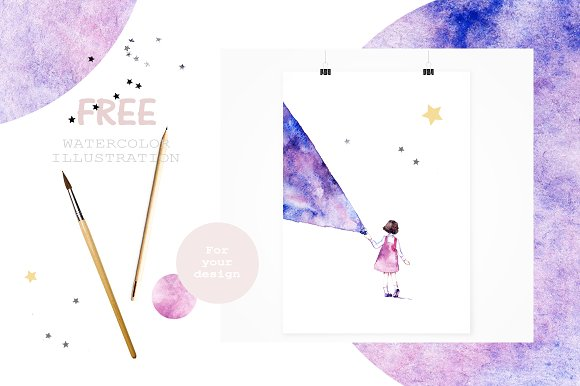 Two Moons in Illustrations - product preview 6