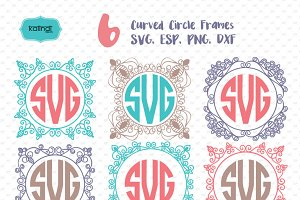 Curved Frame Set