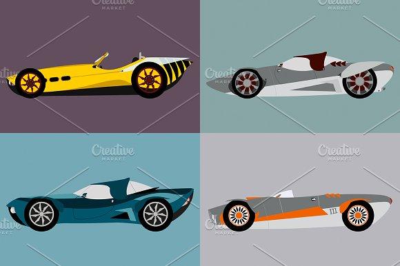 Concept Car Pack