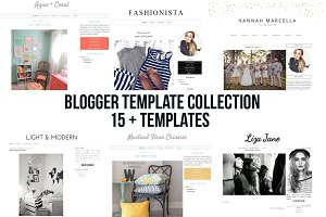 blogger blogspot template collection