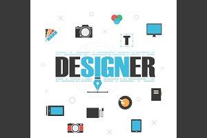 graphic designer gadget