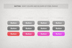 Simple Rounded Buttons