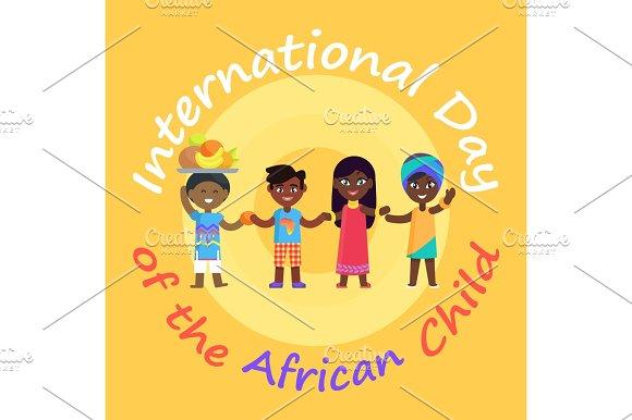 International Day Of African Child Advertisement