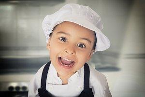 Chef girl