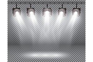 Scene Illumination Effects