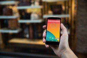 Nexus5 template, Bags (S)