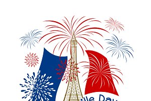 14 july bastille day france