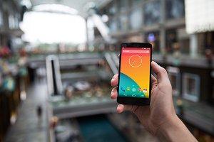 Nexus5 template, Complex (L)