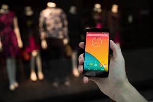 Nexus5 template, Fashion (L)