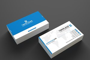 Corporate Business Card SE0203