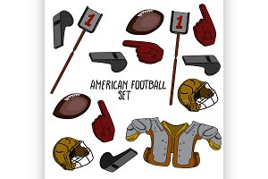 American Football collection