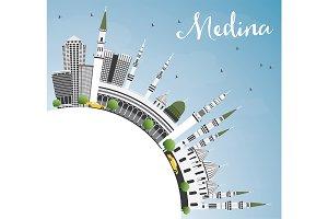 Medina Skyline
