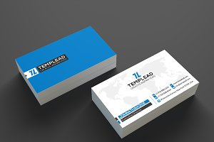 Corporate Business Card SE0204