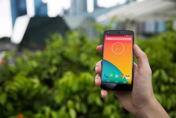 Nexus5 template, Urban Jungle (L)