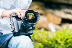 Photographer's Camera